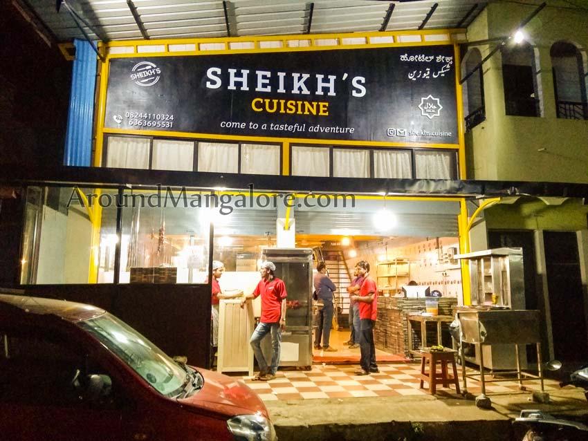 Sheikhs Cuisine – Bunder