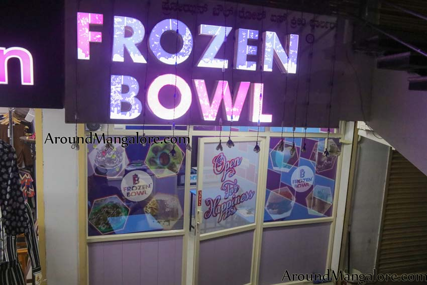 Frozen Bowl – Kavoor