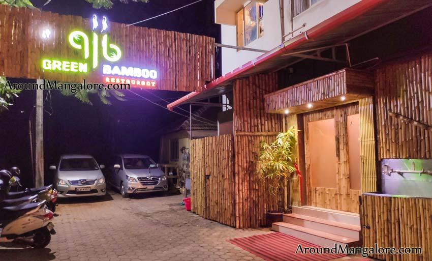 Green Bamboo Restaurant – Falnir