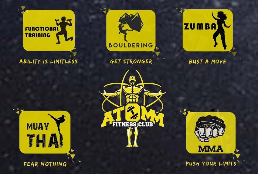 ATOMM Fitness Club – Mannagudda