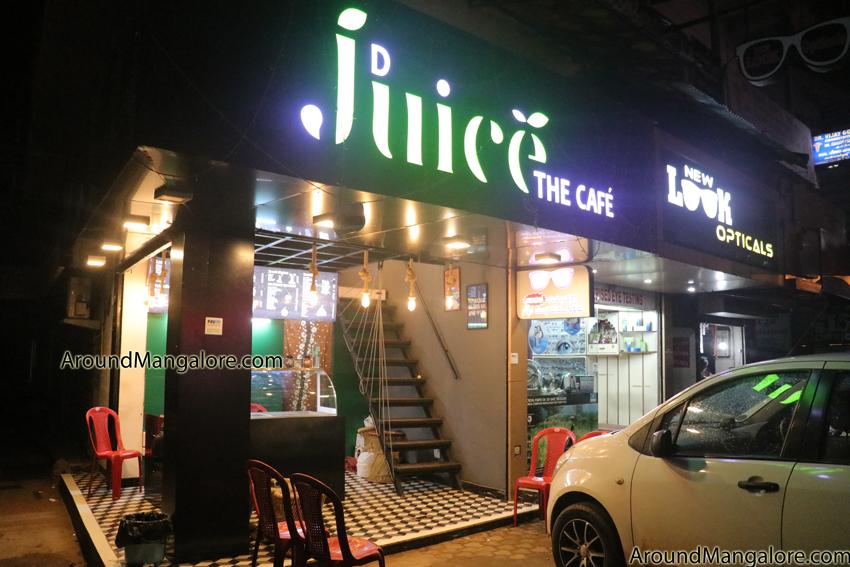 D Juice The Cafe – Kodailbail, Mangalore