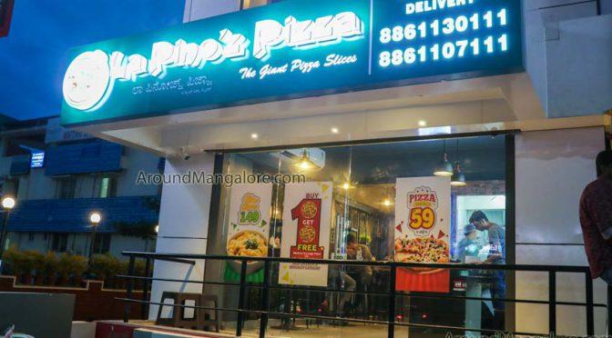 La Pino'z Pizza - Balmatta Road, Bendoor, Mangalore