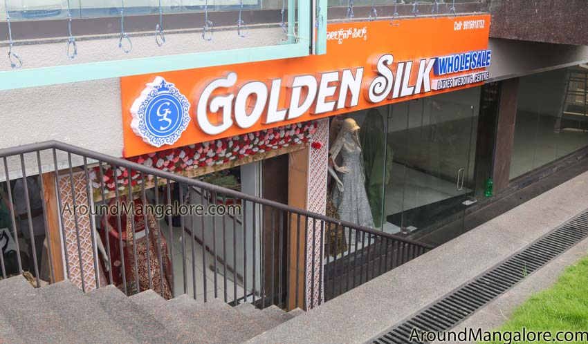 Golden Silk – Wholesale Ladies Wedding Centre – Surathkal