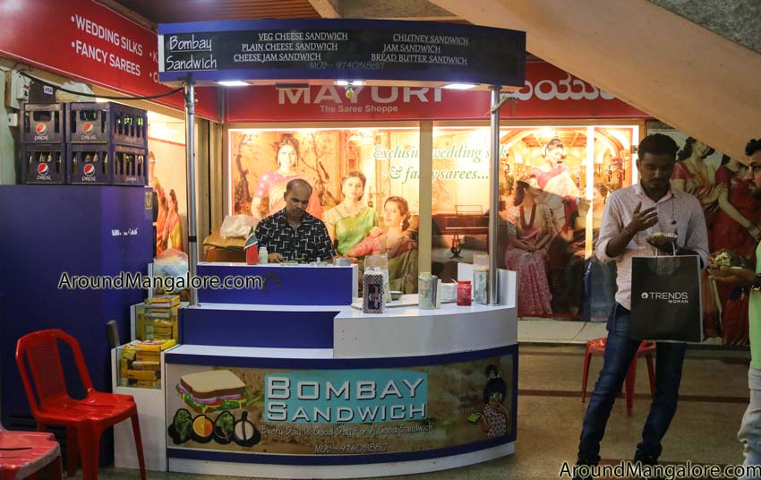 Bombay Sandwich by Mr. Sridhar – Saibeen Complex, Lalbagh