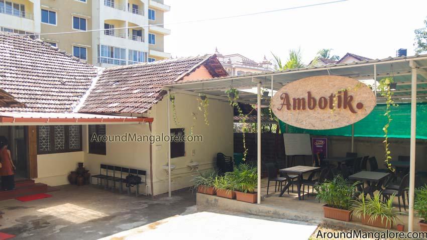 Ambotik – Sea Food Restaurant – Mannagudda