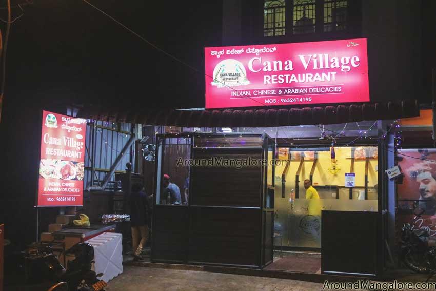 Cana Village Restaurant – Attavar, Mangalore