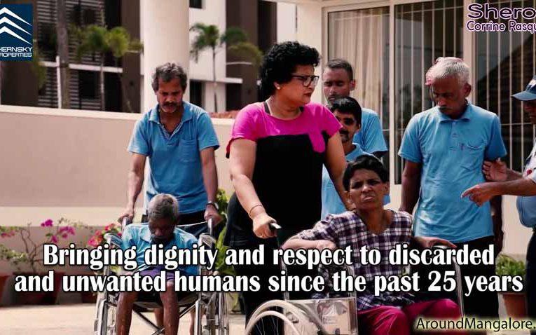 Corrine Rasquinha :: White Doves – Rehabilitation Institutions, Mangalore