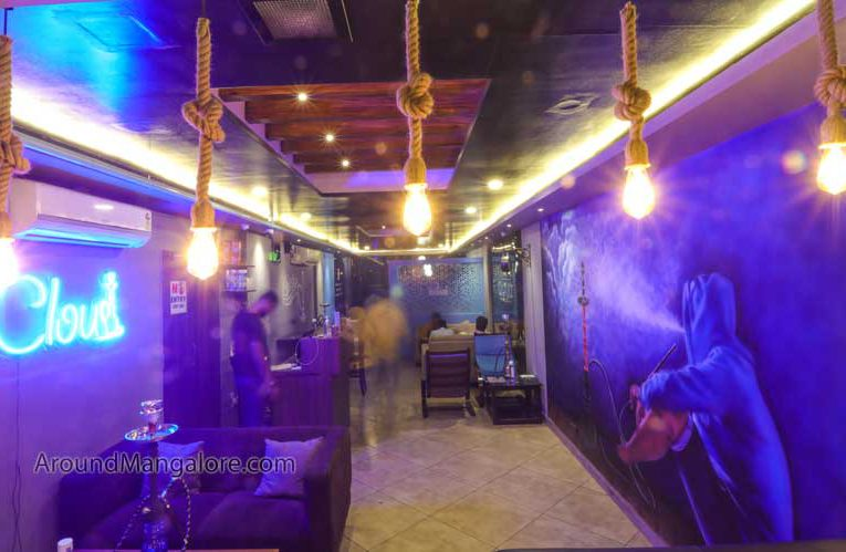 Cloud Shisha Cafe – Valencia, Mangalore