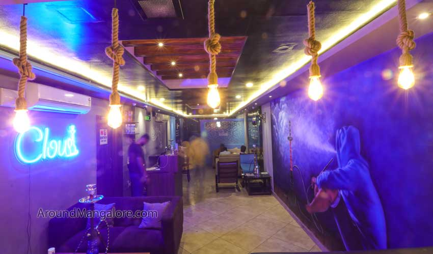 Cloud Shisha Cafe - Valencia, Mangalore