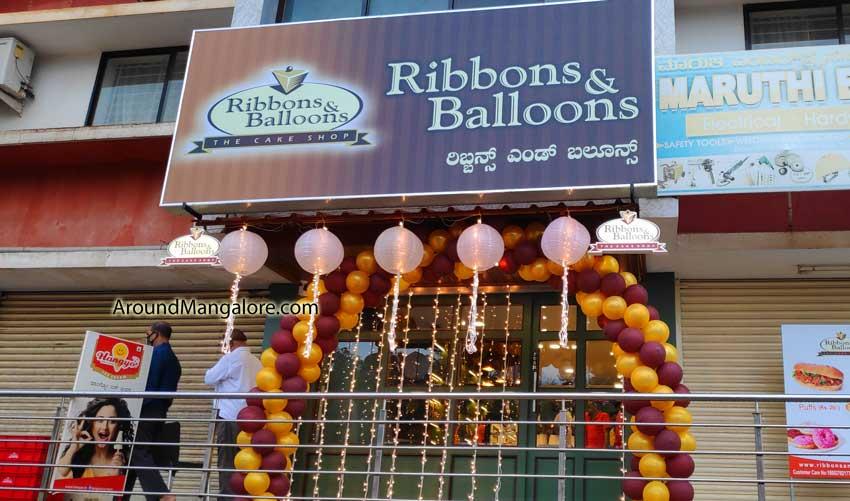 Ribbons & Balloons - Cake Shop - Bajpe, Mangalore