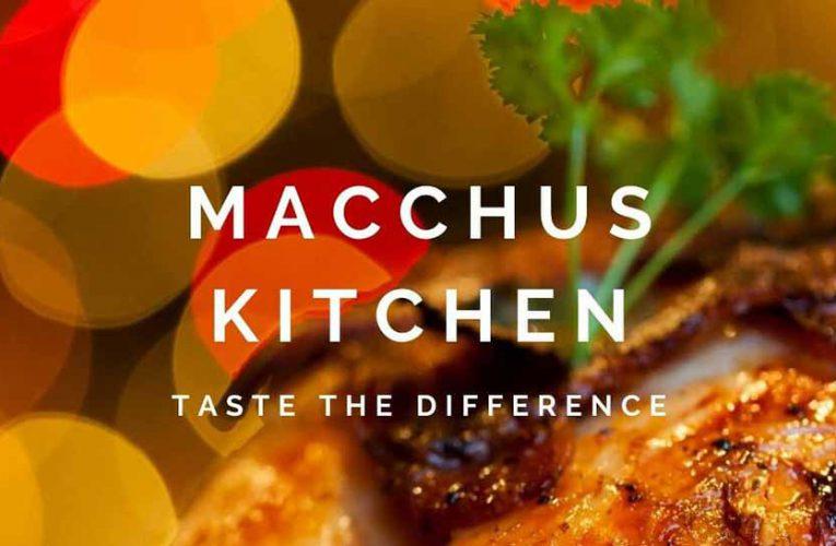 Macchus Kitchen
