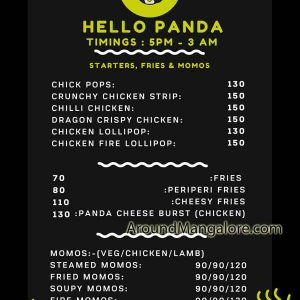 Hello Panda - Cloud Kitchen in Mangalore