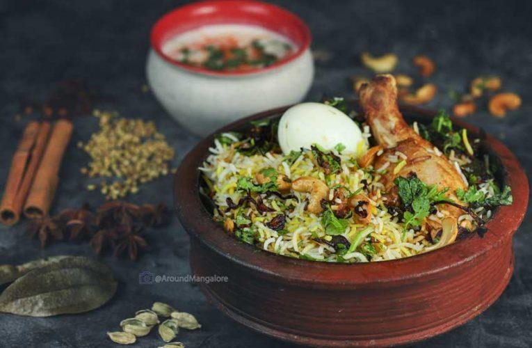 Roshan's Dum Biryani – Cloud Kitchen in Mangalore