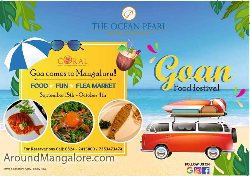 Goan Food Festival – 18 Sep to 4 Oct 2020 – The Ocean Pearl