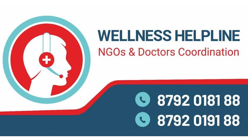 Wellness Helpline - NGOs & Doctors Coordination - Attavar, Mangalore