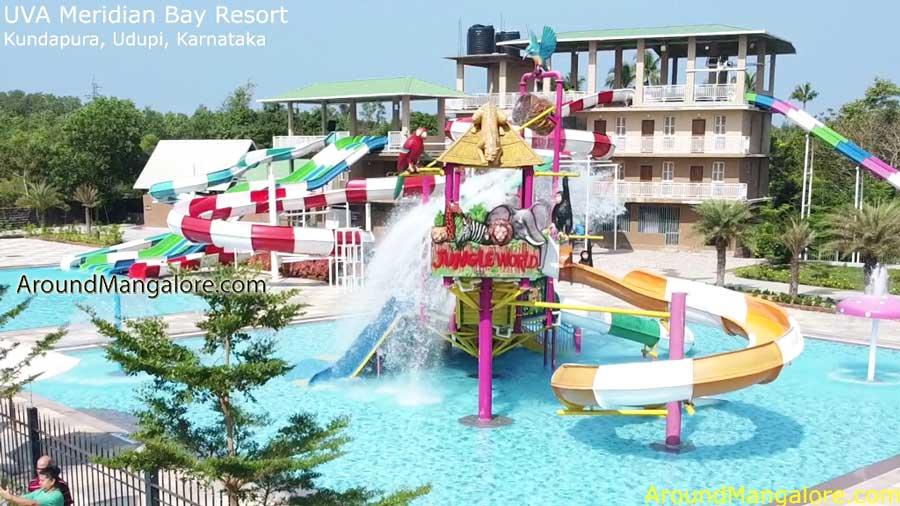 UVA Meridian Bay Resort & Spa - Kundapura, Udupi, Karnataka