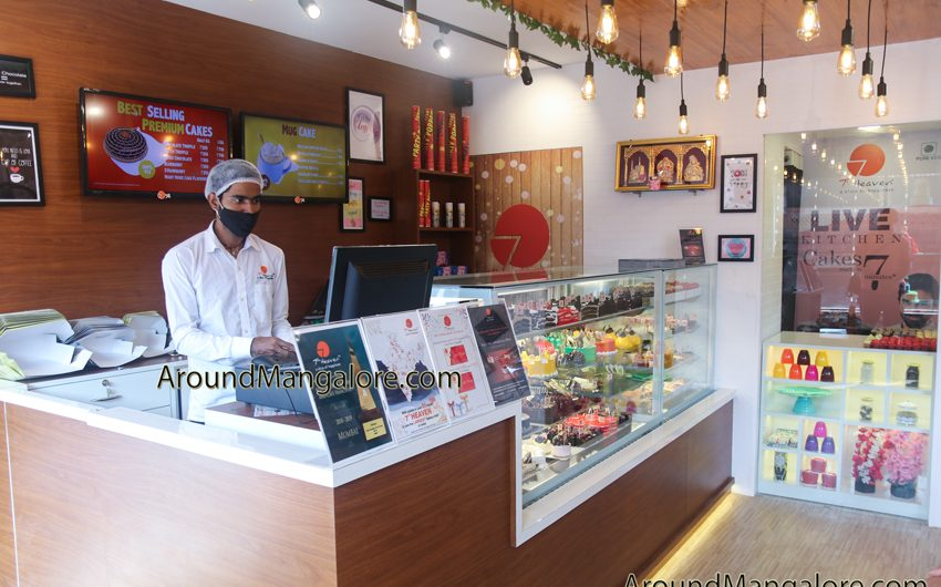 7th Heaven – Cake Shop –  Kundapur, Karnataka
