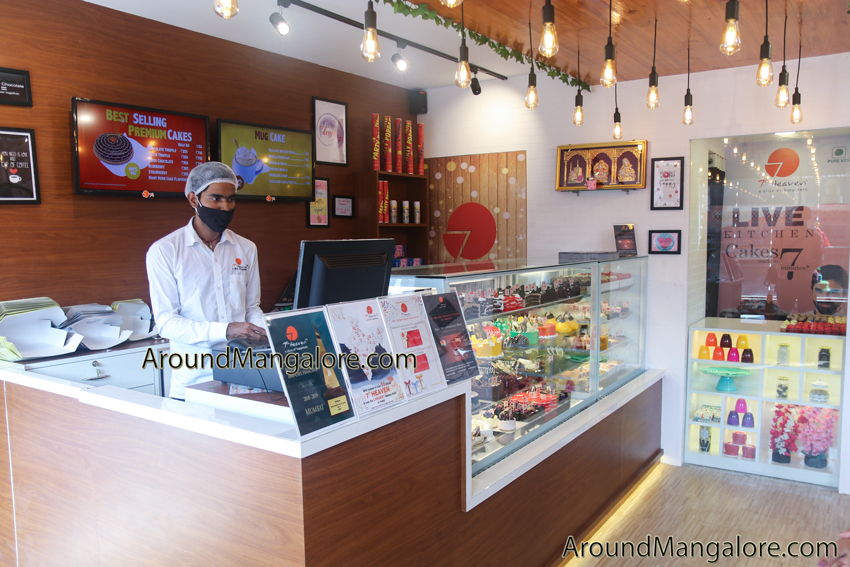 7th Heaven - Cake Shop - Near New Bus Stand, Opp Shetty Lunch Home, Kundapur, Karnataka
