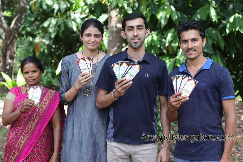 Cocoa Śvādaḥ - Anuttama Products - Farm to Bar - Dark Chocolate Makers