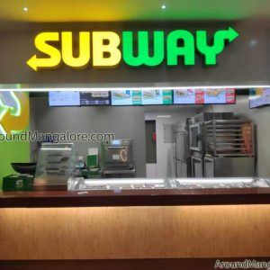 Subway - City Centre Mall, Mangalore
