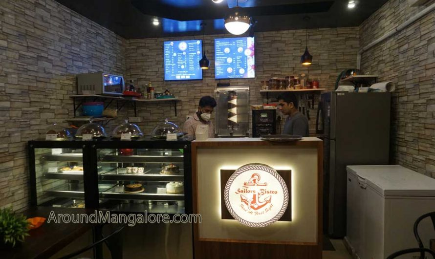 The Sailors Bistro – Cafe – Empire Mall, MG Road, Lalbagh, Mangalore, Karnataka