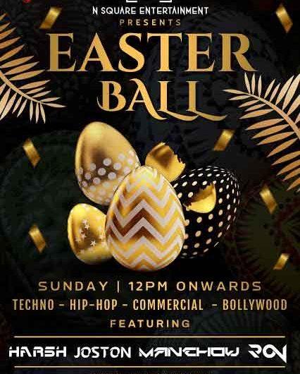 Easter Ball – 4 Apr 2021 – G Food & Fun, Balmatta, Mangalore