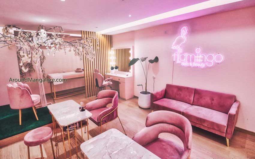 Flamingo Nails and Beauty – Salon – Balmatta, Mangalore