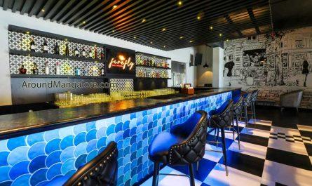 Firefly Bar & Kitchen - Lounge - Manipal Inn - Udupi