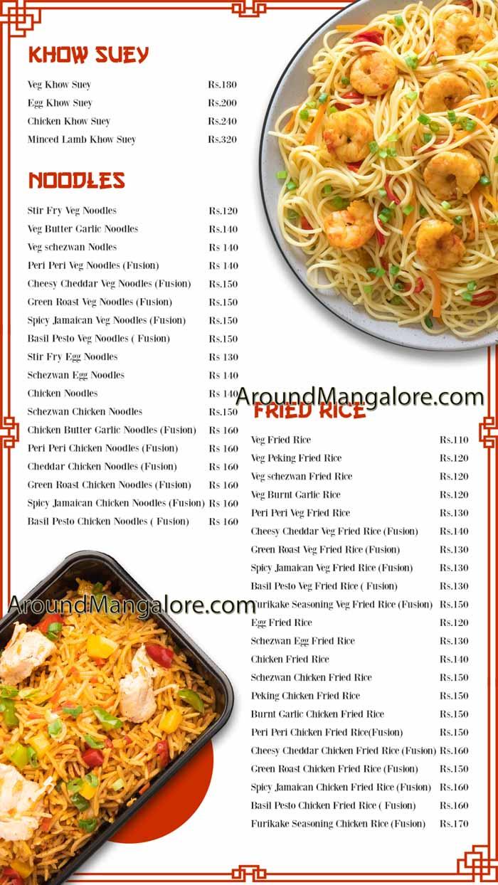Food Menu Shanghai Fusion Cloud Kitchen in Mangalore P3 - Shanghai Fusion - Cloud Kitchen in Mangalore