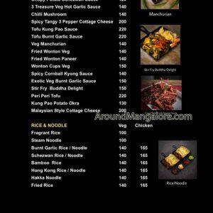 Food Menu - Misu Misu - Pan Asian Cuisine - Cloud Kitchen in Mangalore
