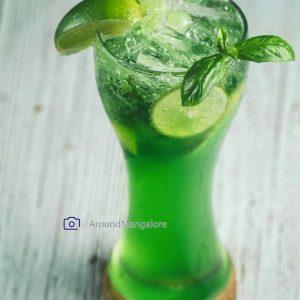 Green Apple with Basil Caipiroska - SSB - Shri Shankara Bhavana, Yeyyadi, Airport Road, Mangalore