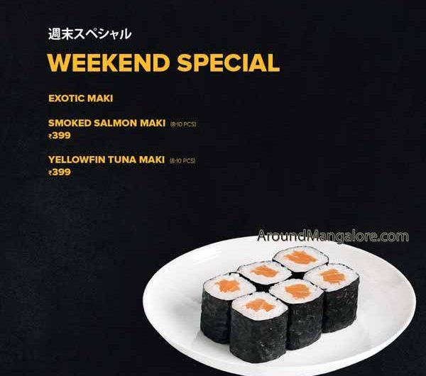Teri Maki Sushi – Cloud Kitchen in Mangalore