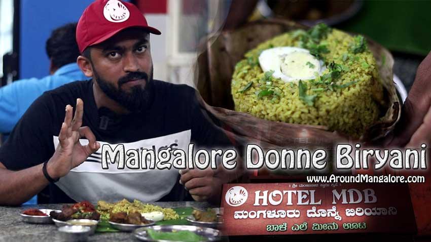 MDB – Hotel Mangalore Donne Biryani Restaurant – Bejai, Mangalore