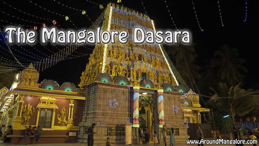 The Mangalore Dasara – Navarathri Festival – Vijayadashami – Kudroli Temple